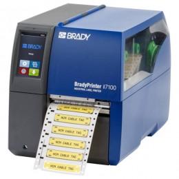 Brady i7100 Schrumpfschlauch